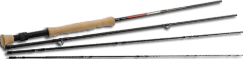 Hurricane Redbone Fly Rods