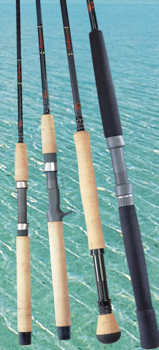 redbone hurricane fishing rods - saltwater spinning, casting, Fishing Rod